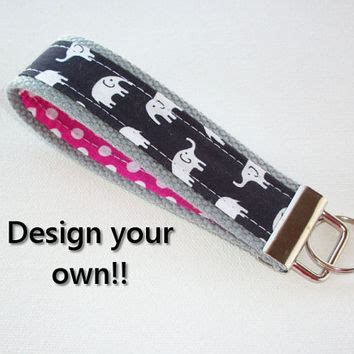 Design Your Own Wristlets At Tmstudiodesigns by Shop Designer Key Fob On Wanelo
