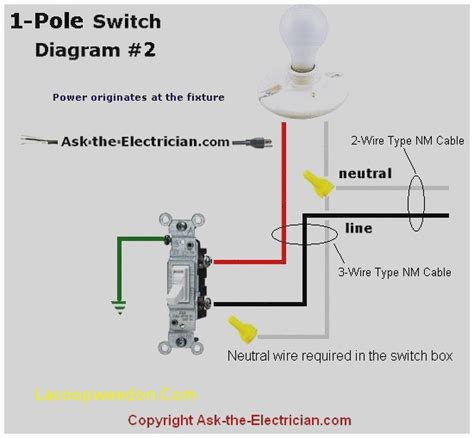 wiring diagram for a light switch how to wire a