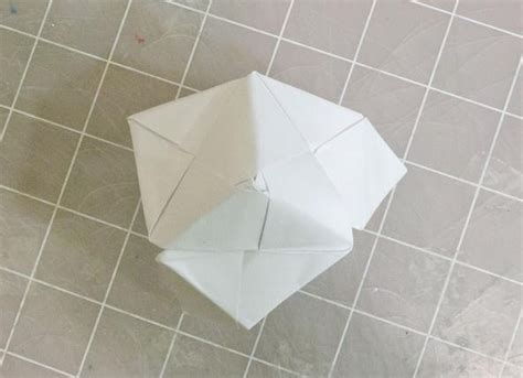 unit cube pattern modular origami how to make a cube octahedron