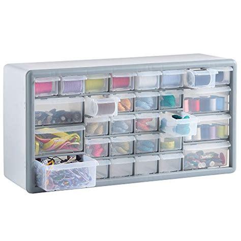 multi drawer sewing organiser boxes part storage cabinet