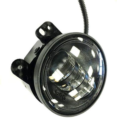 Fog Lights For Jeep Wrangler Mopar Jeep Wrangler Led Fog Lights 82214674