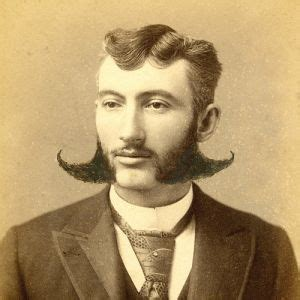 mens hairstyles names 1800s 33 best images about sideburns on pinterest portrait