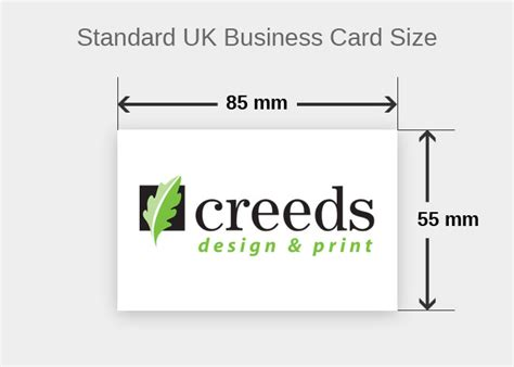 Credit Card Size Business Card Template Standard Business Card Size Car Interior Design