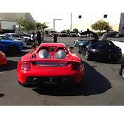 Fans Many In High Performance Cars Stream To Paul Walker Memorial