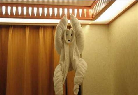 Towel Origami Monkey - hacked by idbte4m id 187 archive 187 towel origami