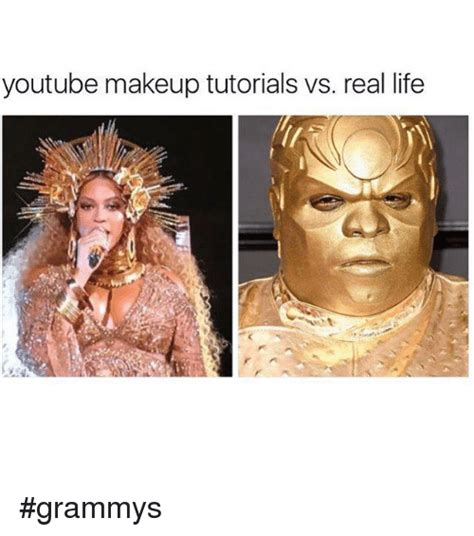 Silly Makeup At The Grammys by 25 Best Memes About Makeup Tutorials Makeup Tutorials Memes