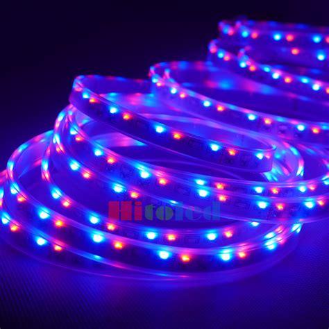 ip67 led strip lights 5m 120 leds m 600 emitting smd 335 rgb ip67 tube
