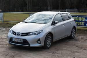Toyota Of Toyota Auris