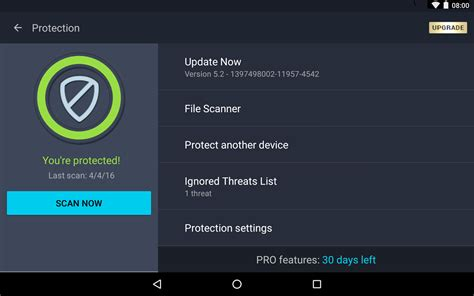 virus protection for android avg antivirus free for android android apps on play