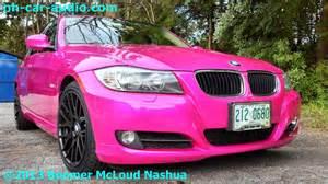 pink bmw convertible