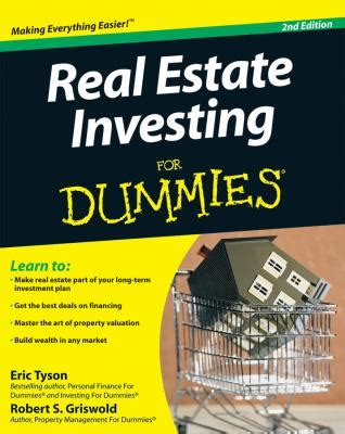 how to become a better real estate investor real estate investing for dummies by eric tyson robert s