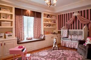 Cute Decorating Ideas For Bedrooms girl pink princess room traditional nursery boston