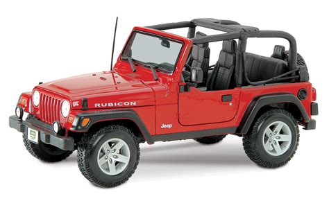 jeep toy maisto 174 1 18 scale jeep 174 wrangler rubicon toy quadratec
