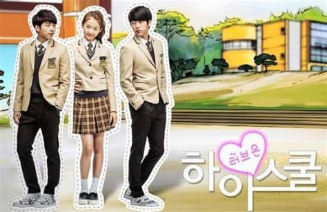 sinopsis film korea zombie school sinopsis high school love on episode 1 20 lengkap
