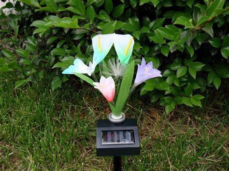 solar flower lights for garden china solar garden flower lights b jd3301 china solar