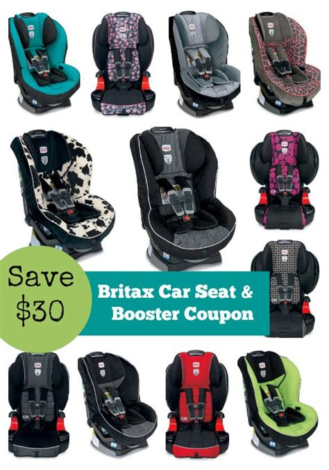 Amazon Coupon Codes For Britax Car Seats