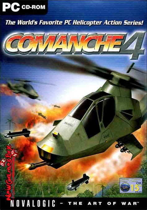 helicopter full version game free download comanche 4 free download full version pc game setup