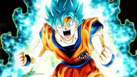 imagenes de goku dragon ball super el super saiyan blue definitivo podr 237 a llegar a dragon