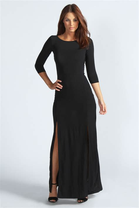 Maxi Dresslong Dressdress sleeve maxi black dress all dresses