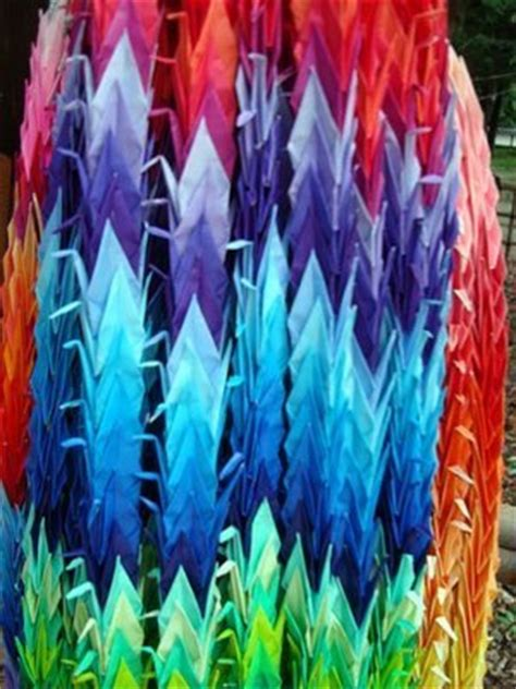 1000 Origami Cranes - origami images 1000 cranes wallpaper and background photos