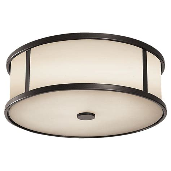 outside ceiling light fixtures feiss dakota 3 light espresso outdoor ceiling fixture