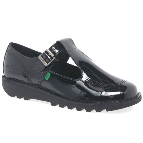 senior school shoes kickers kick t senior school shoes charles clinkard