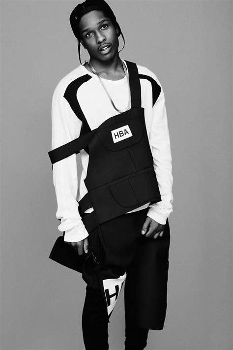 Asap Rocky Wardrobe asap rocky hba baes pretty boys style