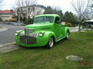 1946 Chevrolet Truck For Sale 1946 Chev Truck Ute Hotrod Rod
