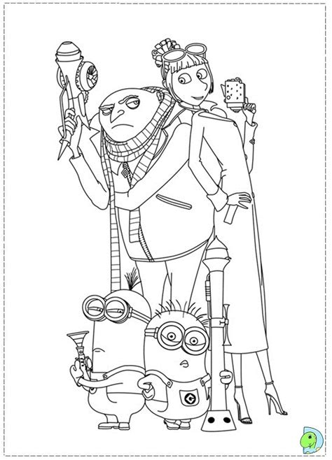 despicable me 2 coloring pages 28 images despicable me