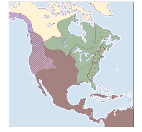 america map of 1763 studyspace america a narrative history seventh ed