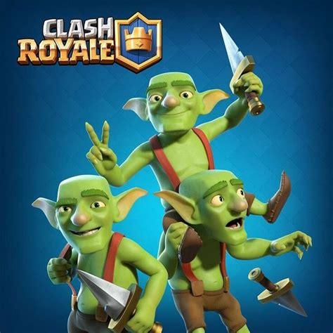 imagenes cool de clash royale clash royale estrena una nueva carta pandilla de duendes
