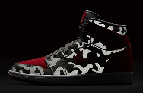 Joran Rock 270 air 1 retro high premium camo aa3993 032 sneaker bar detroit