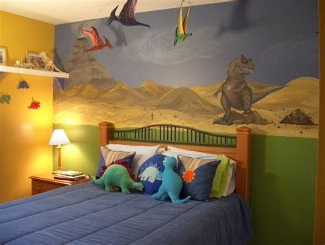 dinosaur room if it s a baby boy