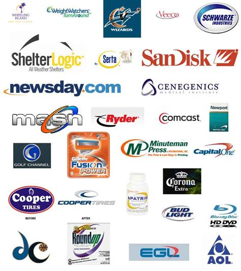 list of all company logos in the world does the own all these companies henrymakow