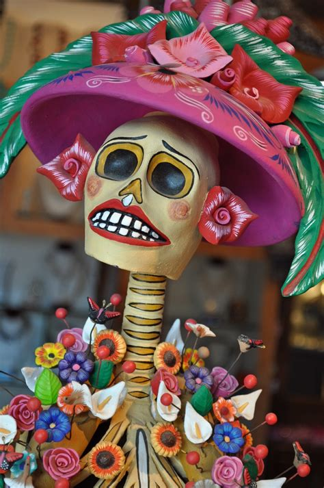feliz d 237 a de los muertos vitalmag la catrina dia de muertos la catrina peluquienta flickr