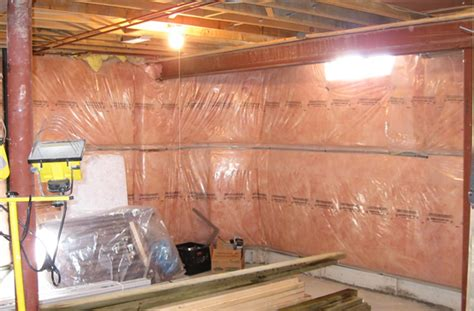 basement insulation in toronto