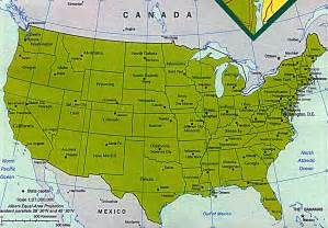 Map Of The Usa And Canada by Canada Usa Map With Cities Www Proteckmachinery Com