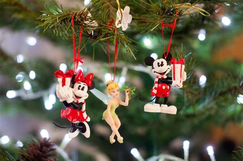 disney christmas tree decorations christmas time pinterest