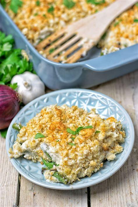Cooker Kitchen Cauliflower by Mashed Cauliflower Green Bean Casserole Contentedness