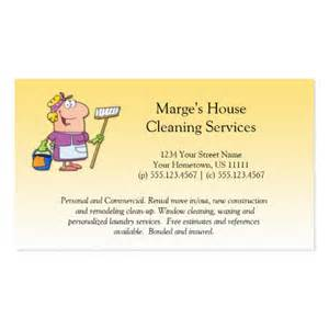 House cleaning house cleaning templates for business cards