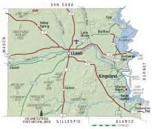 llano county almanac