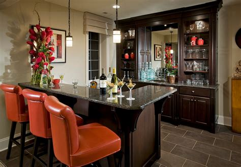 Home Bar Solutions 27 Basement Bars That Bring Home The Times