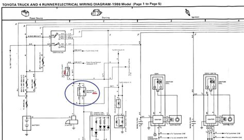 22re Starter Solenoid Connector Issue Yotatech Forums