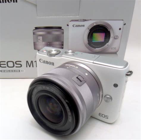 jual canon eos m10 bekas jual beli laptop bekas kamera