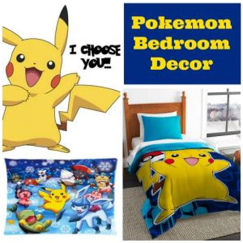 pokemon bedroom accessories 17 best images about boys bedroom ideas on pinterest