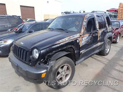2006 Jeep Liberty Parts Parting Out 2006 Jeep Liberty Stock 6132rd Tls Auto
