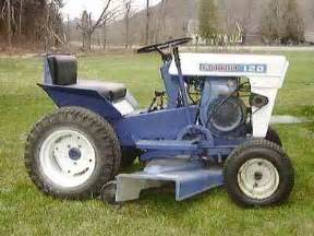 Ford Garden Tractor Lawn Garden Tractors Photo Ford P2