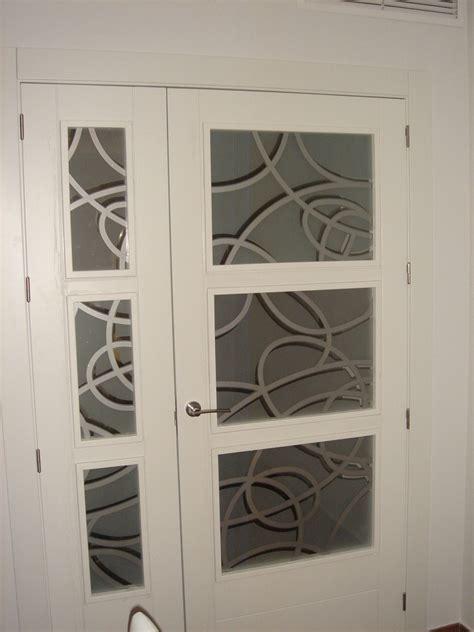 cristales puertas interiores cristales de puertas de interior beautiful cristales para