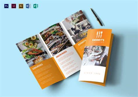 brochure templates buy 14 restaurant catering brochure designs templates psd