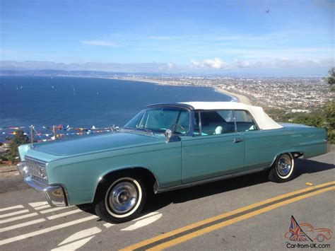 1966 Chrysler Imperial Convertible by 1966 Chrysler Imperial Convertible Original Price